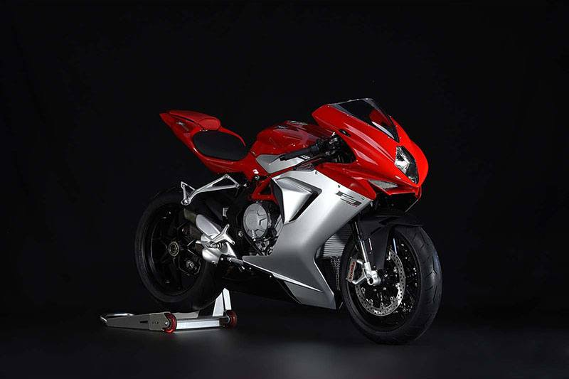 2018 MV Agusta F3 800 EAS ABS in Depew, New York - Photo 3