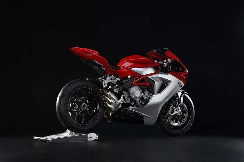 2018 MV Agusta F3 800 EAS ABS in Shelby Township, Michigan - Photo 5