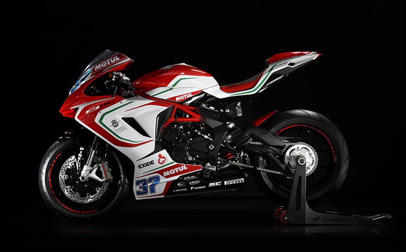 2018 MV Agusta F3 800 RC in Bellevue, Washington