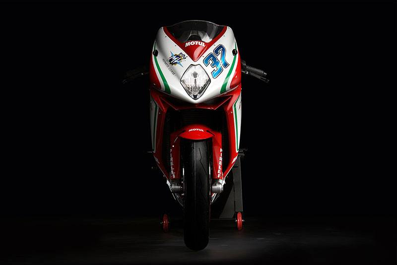 2018 MV Agusta F3 800 RC in Fort Montgomery, New York