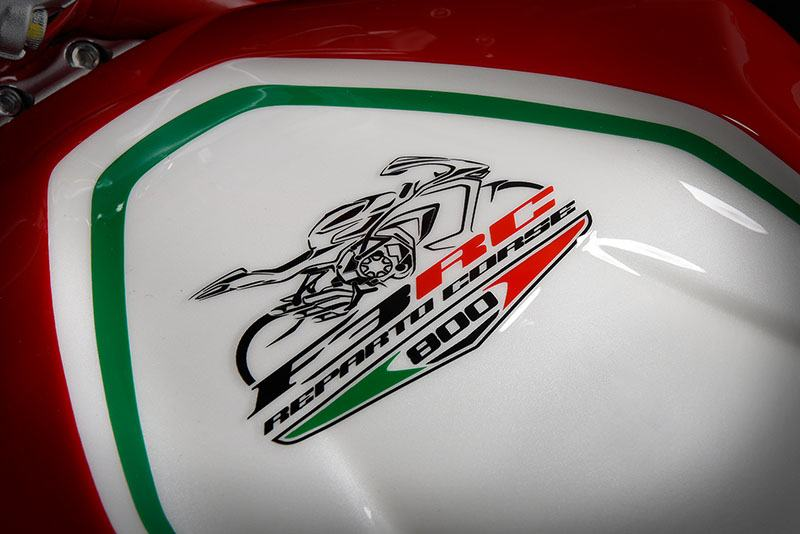 2018 MV Agusta F3 800 RC in Shelby Township, Michigan - Photo 12