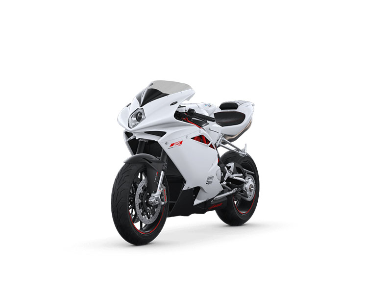 2018 MV Agusta F4 in Bellevue, Washington