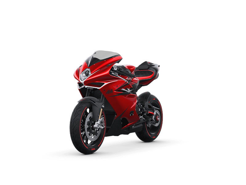 2018 MV Agusta F4 LH44 in Bellevue, Washington