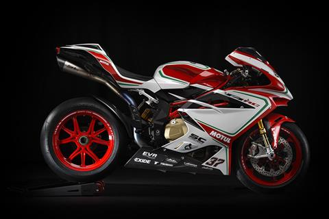 2018 MV Agusta F4 RC in Fort Montgomery, New York