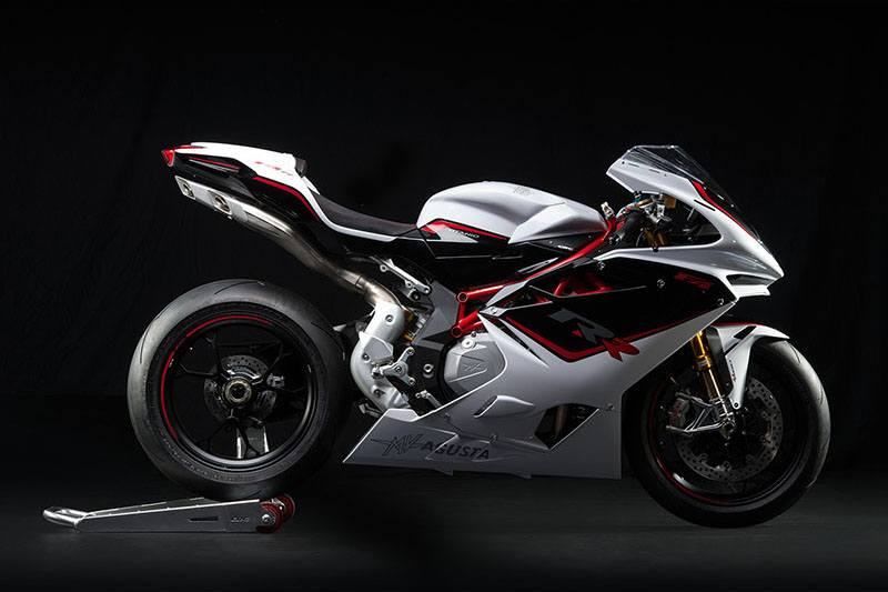2018 MV Agusta F4 RR in Fort Montgomery, New York - Photo 1