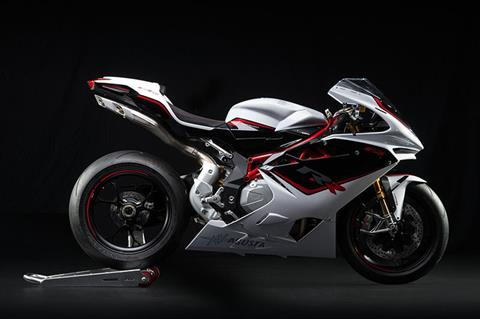 2018 MV Agusta F4 RR in Shelby Township, Michigan