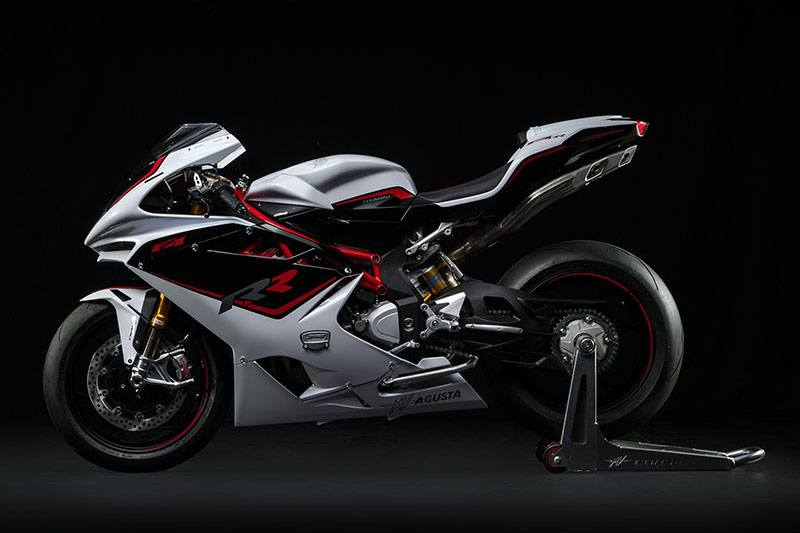 2018 MV Agusta F4 RR in Fort Montgomery, New York - Photo 2