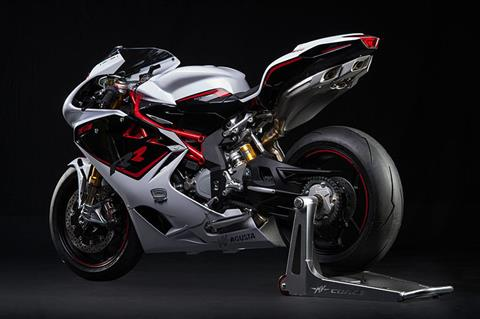2018 MV Agusta F4 RR in Fort Montgomery, New York - Photo 6