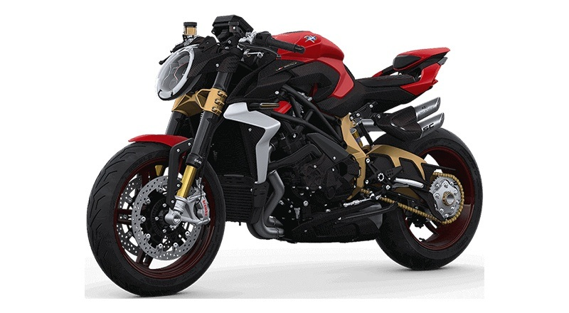 2019 MV Agusta Brutale 1000 Serie Oro in Pensacola, Florida - Photo 4
