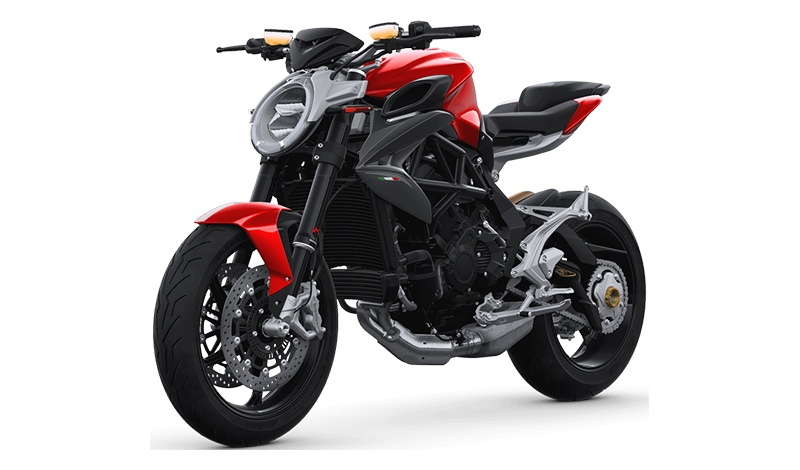 2019 MV Agusta Brutale 800 in Pensacola, Florida - Photo 4