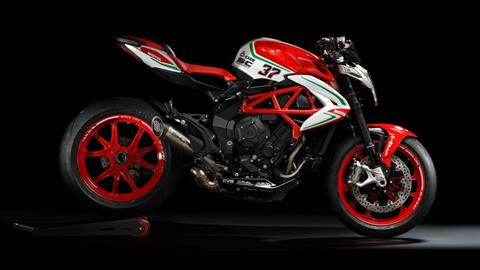 2019 MV Agusta Brutale 800 RC in Bellevue, Washington