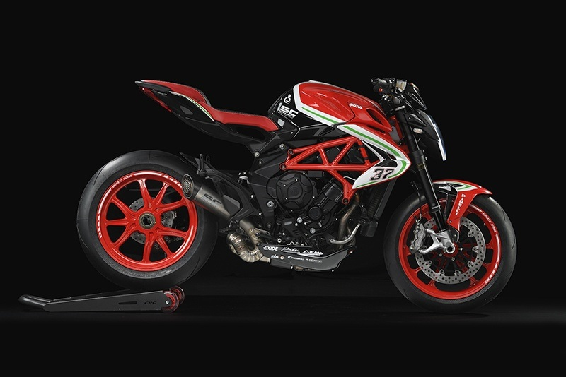 2019 MV Agusta Brutale 800 RC in Shelby Township, Michigan - Photo 9