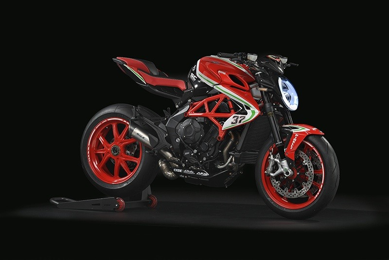2019 MV Agusta Brutale 800 RC in Shelby Township, Michigan - Photo 10