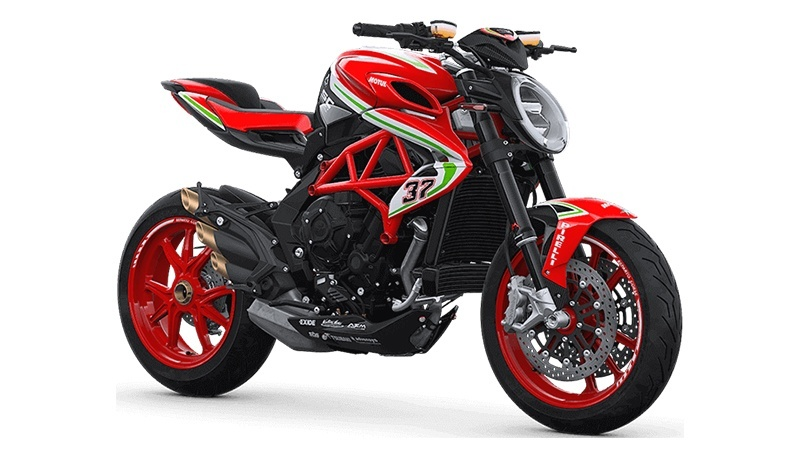 2019 MV Agusta Brutale 800 RC in West Allis, Wisconsin - Photo 3