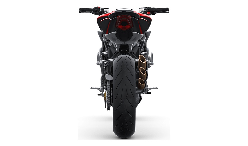 2019 MV Agusta Brutale 800 RR in Shelby Township, Michigan