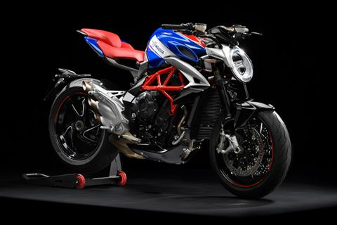 2019 MV Agusta Brutale 800 RR America in Fort Montgomery, New York