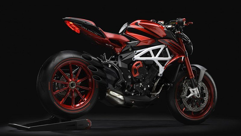 2019 MV Agusta Brutale 800 RR LH44 in Shelby Township, Michigan - Photo 9