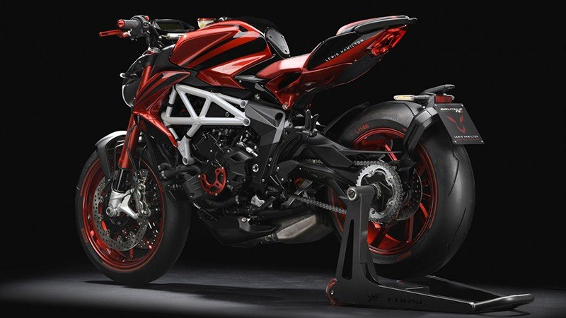 2019 MV Agusta Brutale 800 RR LH44 in Shelby Township, Michigan - Photo 12