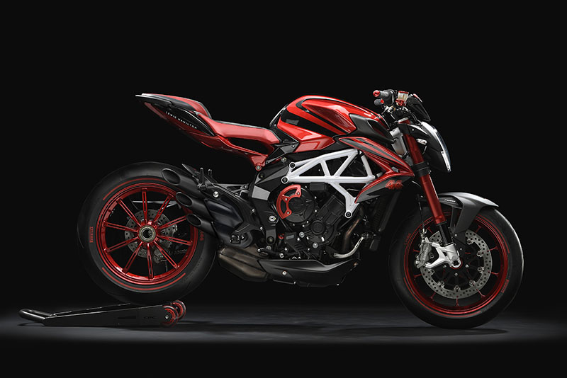 2019 MV Agusta Brutale 800 RR LH44 in Bellevue, Washington