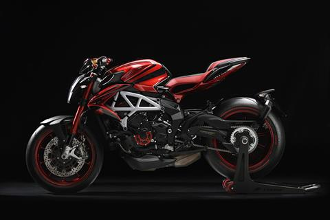 2019 MV Agusta Brutale 800 RR LH44 in Fort Montgomery, New York