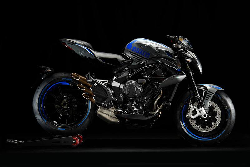 2019 MV Agusta Brutale 800 RR Pirelli in Fort Montgomery, New York