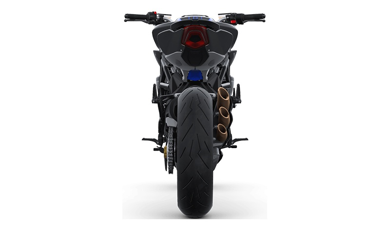 2019 MV Agusta Brutale 800 RR Pirelli in Marietta, Georgia - Photo 8