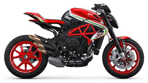 2019 MV Agusta Dragster 800 RC in Fort Montgomery, New York