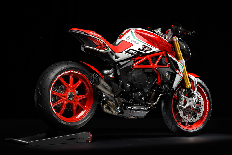 2019 MV Agusta Dragster 800 RC in Fort Montgomery, New York - Photo 3