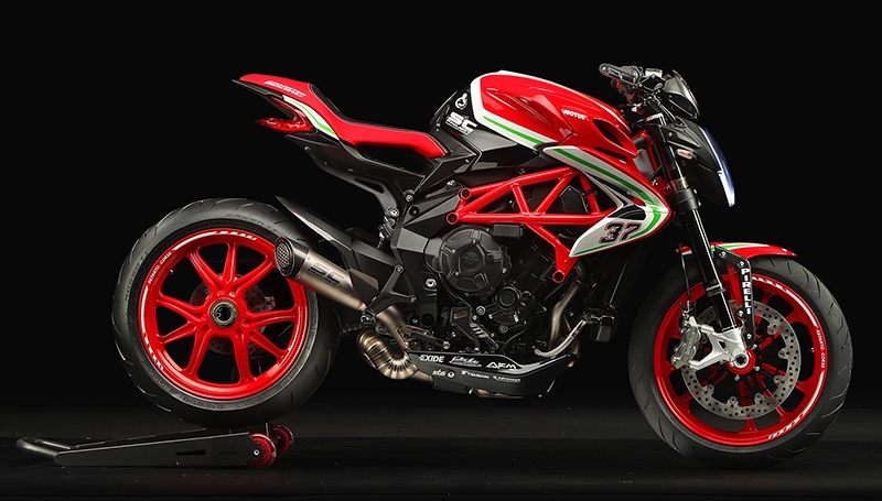 2019 MV Agusta Dragster 800 RC in Marietta, Georgia - Photo 9