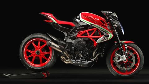 2019 MV Agusta Dragster 800 RC in Shelby Township, Michigan - Photo 9