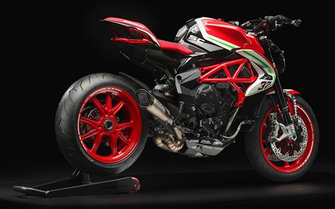 2019 MV Agusta Dragster 800 RC in Shelby Township, Michigan - Photo 10