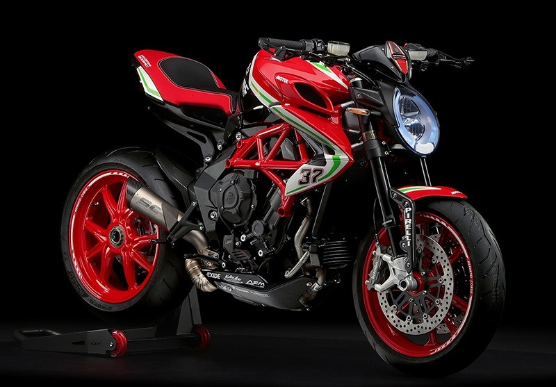 2019 MV Agusta Dragster 800 RC in Shelby Township, Michigan - Photo 11