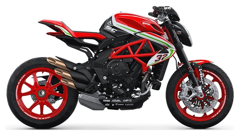 2019 MV Agusta Dragster 800 RC in Shelby Township, Michigan - Photo 1