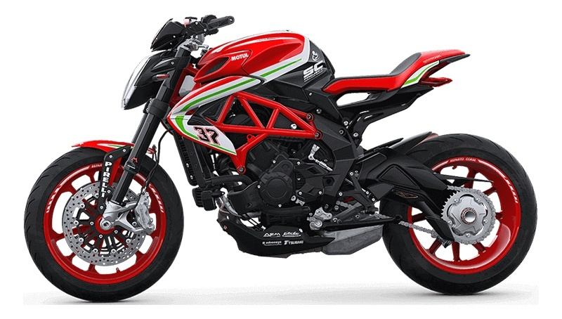 2019 MV Agusta Dragster 800 RC in Shelby Township, Michigan - Photo 2