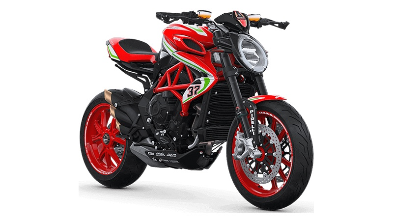 2019 MV Agusta Dragster 800 RC in Shelby Township, Michigan - Photo 3