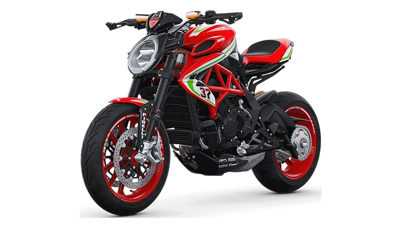 2019 MV Agusta Dragster 800 RC in Shelby Township, Michigan - Photo 4
