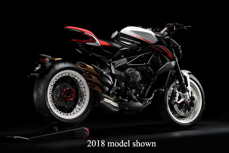 2019 MV Agusta DRAGSTER 800 RR in Marietta, Georgia