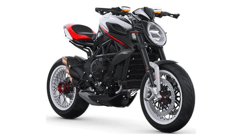 2019 MV Agusta Dragster 800 RR in Shelby Township, Michigan - Photo 12