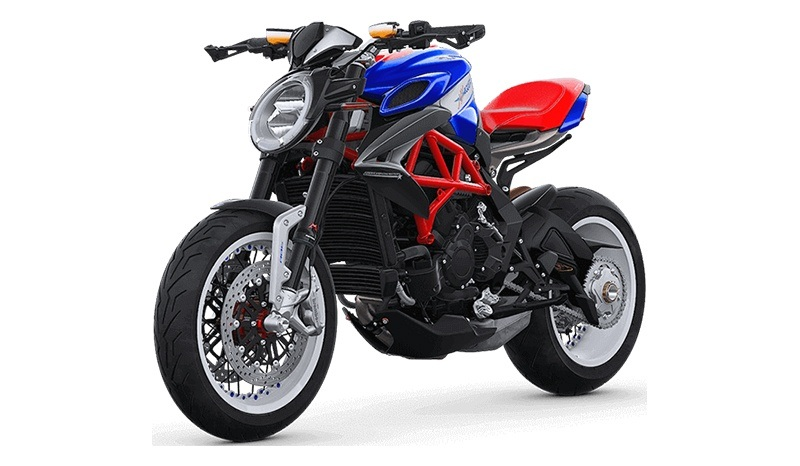 2019 MV Agusta Dragster 800 RR America in Depew, New York - Photo 4