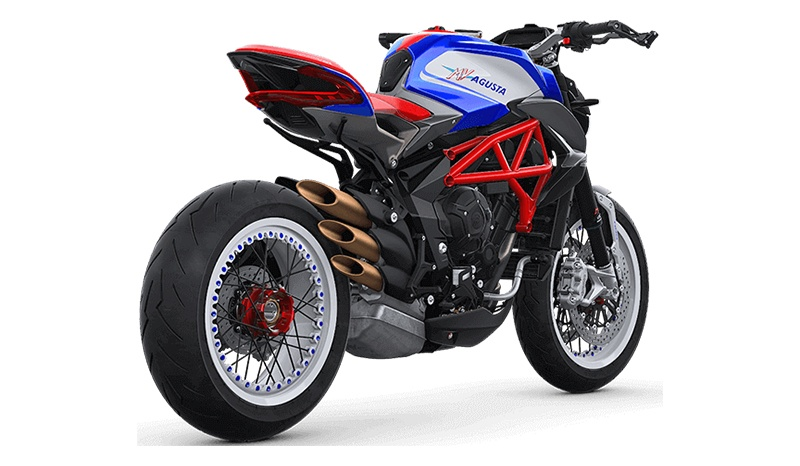 2019 MV Agusta Dragster 800 RR America in Fort Montgomery, New York - Photo 6