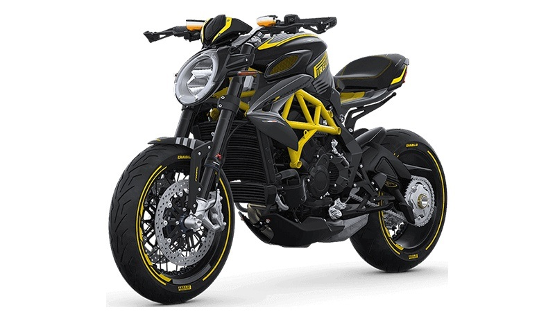 2019 MV Agusta Dragster 800 RR Pirelli in Shelby Township, Michigan - Photo 4