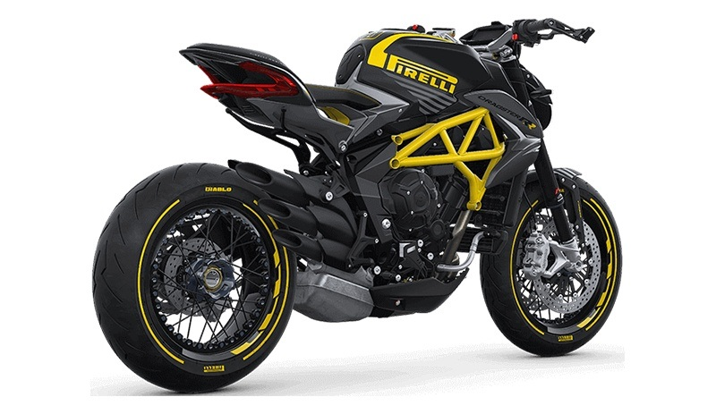 2019 MV Agusta Dragster 800 RR Pirelli in Shelby Township, Michigan - Photo 6