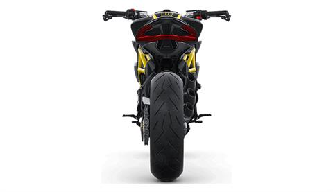 2019 MV Agusta Dragster 800 RR Pirelli in Shelby Township, Michigan - Photo 8