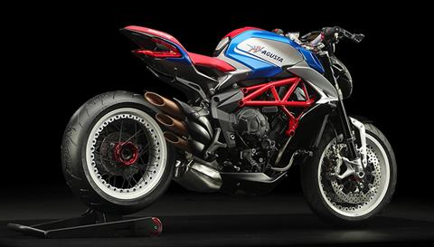 2019 MV Agusta Dragster RR America in Bellevue, Washington