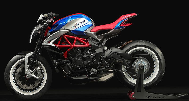 2019 MV Agusta Dragster RR America in Bellevue, Washington - Photo 2