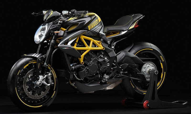 2019 MV Agusta Dragster RR Pirelli in Fort Montgomery, New York
