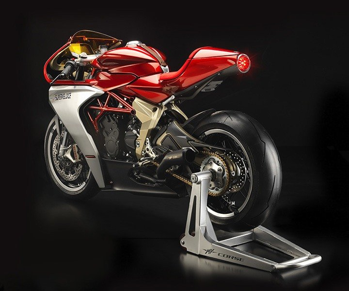 2019 MV Agusta Superveloce 800 Serie Oro in Pensacola, Florida - Photo 4