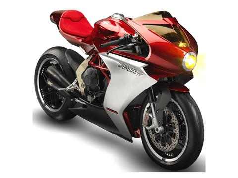 2019 MV Agusta Superveloce 800 Serie Oro in Fort Montgomery, New York - Photo 1