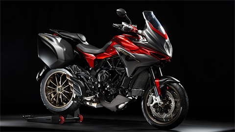 2019 MV Agusta Turismo Veloce 800 Lusso in Fort Montgomery, New York