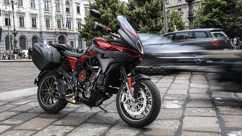 2019 MV Agusta Turismo Veloce 800 Lusso SCS in Fort Montgomery, New York - Photo 11